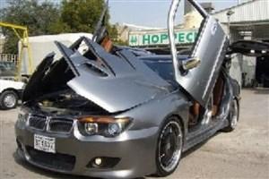 اسپرت کردن  یک خودرو چقدر هزینه دارد؟