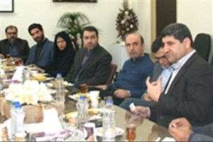 با حضور معاون فرهنگی و اجتماعی وزارت علوم، نشست شورای تخصصی فرهنگی و اجتماعی دانشگاه بجنورد برگزار شد