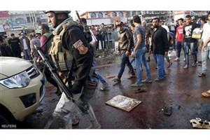 یازده کشته بر اثر انفجار خودروی بمب گذاری شده در مرکز بغداد