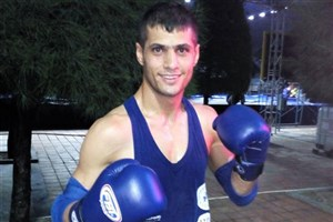 Saqqez IAU Student becomes Champion in Int'l Muay Thai Kickboxing Championships