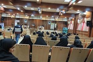 استقبال دانشجویان واحد دهاقان از برگزاری کرسی آزاداندیشی با موضوع پلیس امنیت اخلاقی