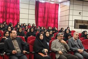 سومین نشست شورای راهبردی بانوان فرهیخته واحد تهران شرق برگزار شد