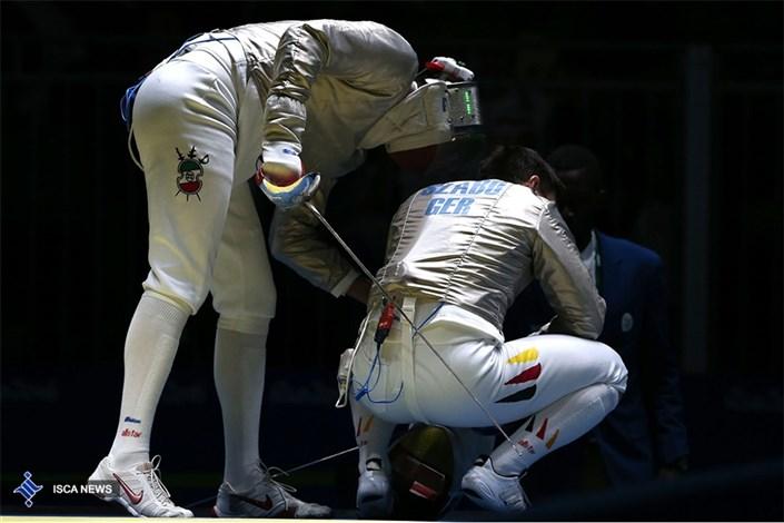 مسابقات شمشیربازی المپیک ریو ۲۰۱۶