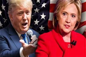 اگر انتخابات آمریکا تکرار شود، ترامپ بار دیگر بر کلینتون پیروز میشود