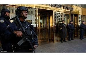 بزرگترین تدابیر امنیتی در نیویورک در روز انتخابات