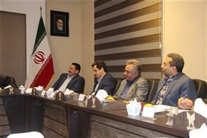 نخستین نشست کمیته توسعه فنآوری و ارتباط با صنعت دانشگاه آزاد اسلامی استان یزد برگزار شد