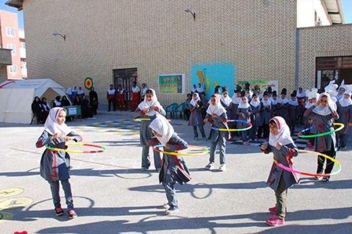 کمبود فضای ورزشی در مدارس