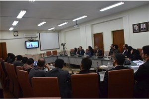Damghan IAU & WTO Hold Online Educational Workshop