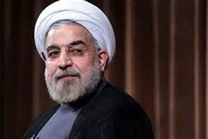 توییتی که روحانی در روزهای آلودگی هوا منتشر کرد