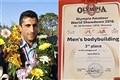 Garmsar IAU Student Earns Bronze at 2016 IFBB Olympia Amateur World Showdown