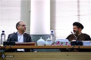 طه هاشمی: راه اندازی کارگاه های آموزشی هنری در دانشگاه آزاد اسلامی/سجادی نیری: حضور دانشگاه آزاد درحوزه توسعه فناوریهای نرم و هویتساز را غنیمت می دانیم