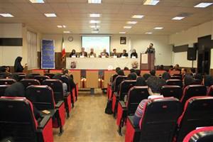برگزاری جلسه پرسش و پاسخ دانشجویان واحد علوم دارویی با حضور هیات رئیسه