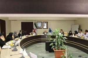 برگزاری جلسه  اعتبار بخشی آموزشی بیمارستان های دانشگاه آزاد اسلامی