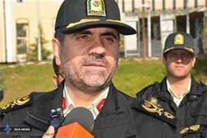 دستگیری بیش از ۷۰۰ مزاحم نوامیس و مخل نظم در پایتخت