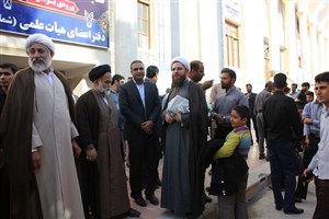 اعزام  کاروان دانشجویی استان هرمزگان  به کربلای معلی