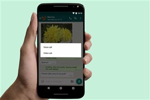 مکالمه ویدیویی به واتساپ اضافه میشود