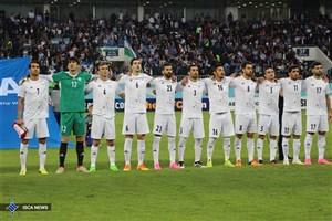 ملی پوشان ایران فردا با لباس یکدست سفید برابر چین بازی میکنند