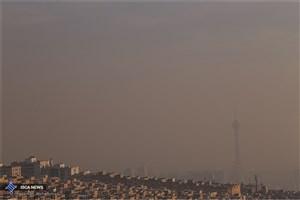 پنجشنبه ۲۳ دی ۹۵؛ هوای تهران بدتر از دیروز/ ۴ منطقه در وضعیت قرمز