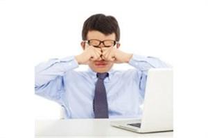 8 عادتی که به چشم ها آسیب می زنند!