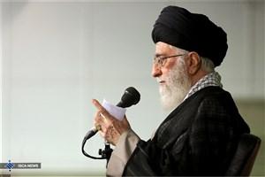 رهبر انقلاب اسلامی: امریکا همان امریکاست و نتیجه انتخابات آن برای ما فرقی نمیکند