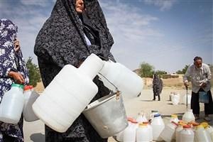 هزار و  400 روستا در سیستان و بلوچستان متقاضی آبرسانی سیار با تانکر