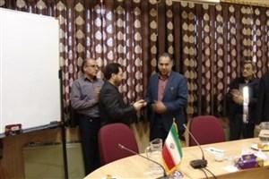دو انتصاب در دانشگاه آزاد اسلامی پروفسور حسابی تفرش