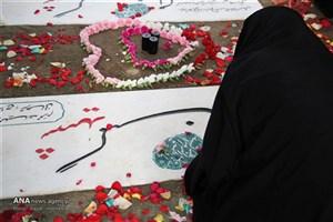 شهدای گمنام در دانشگاه آزاد اسلامی واحد داراب آرام می گیرند