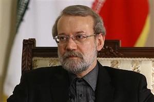 پیام تسلیت لاریجانی به حاج منصور ارضی در پی درگذشت داماد وی