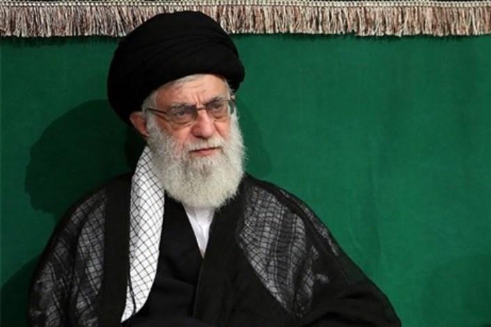 رهبری عزادارای حسینی
