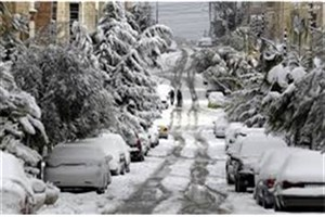برف آمد، گاز و آب و برق رفت/بارش برف بیسابقه پاییزی در استانهای شمالی کشور