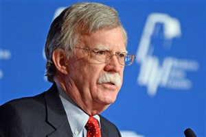 بولتون: حداکثر فشار را بر ایران وارد میکنیم!