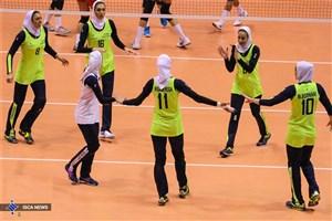 آخرین مرحله از اردوی تیم ملی والیبال دختران آغاز میشود