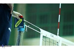 اسامی داوران و ناظران هفته شانزدهم لیگ برتر والیبال اعلام شد