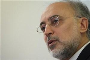 افتتاح بخش دستاوردهای هستهای در موزه انقلاب اسلامی  با حضور صالحی