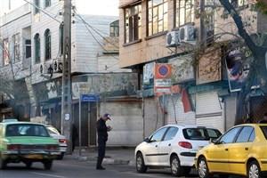فعالیت پارکبانها در تهران غیرقانونی است