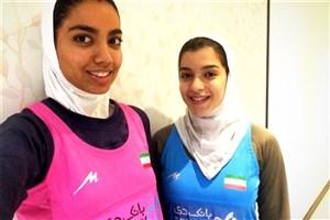 حضور دانش آموزان دبیرستان دخترانه سما در اردوی انتخابی تیم ملی والیبال دختر