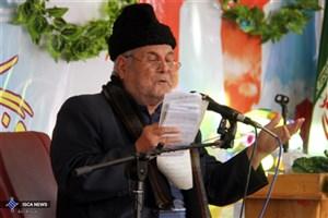 پردهبرداری از ثبت ملی شیوه مداحی سلیم موذن زاده اردبیلی