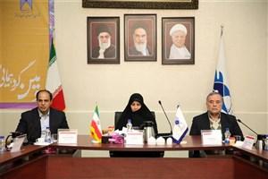 برگزاری سومین گردهمایی شورای زنان فرهیخته دانشگاه آزاد اسلامی در قزوین