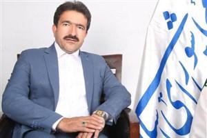 قرائت پیام علی لاریجانی در شورای اجرایی مجمع مجالس آسیایی