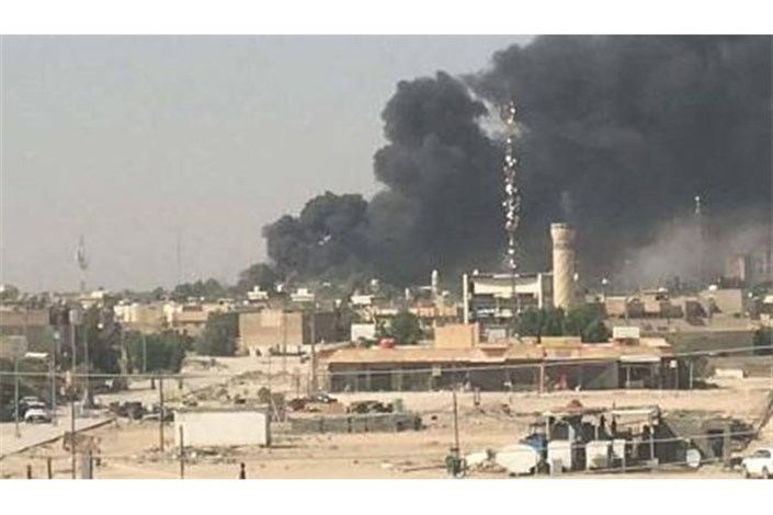 انفجار انتحاری در کربلا