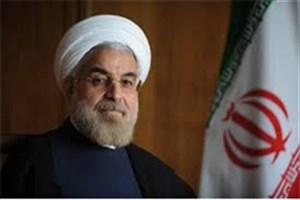 روحانی کسب مدال طلای تیراندازی با کمان را به پریسا روحانیان تبریک گفت