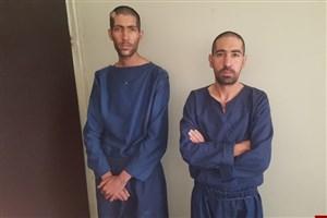 بازداشت 2برادر جیب بر معتاد برای نهمین بار