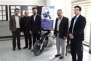 Karaj SAMA IAU Unveils Electric Motorcycles