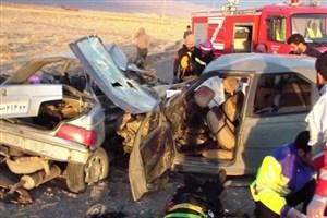 کاهش دو درصدی تلفات حوادث رانندگی در هشت ماهه امسال