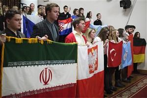 فارسی آموزان دانشگاه ملی اکراین، مترجمان نمایشگاه بینالمللی ایران اکسپو