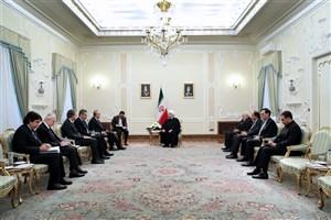 رییس جمهوری: ثبات منطقه، بویژه عراق و سوریه باید مبنای تعامل ایران و ترکیه باشد