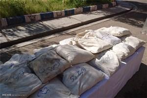 کشف ۱۱۷ کیلوگرم تریاک درعملیات مشترک پلیس قزوین و غرب استان تهران