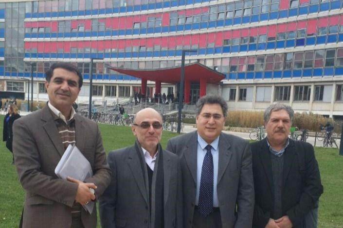 دانشگاه شیراز / فرانسه