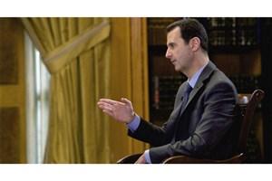 سفیر جدید ایران در دمشق استوارنامه خود را به بشار اسد تقدیم کرد