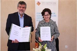 امضای یادداشت تفاهم همکاری سازمان توسعه تجارت ایران و مرکز تجارت بینالملل